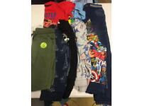 Boy clothes bundle age 7-8