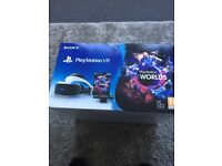PlayStation VR Worlds edition brand new unopened!