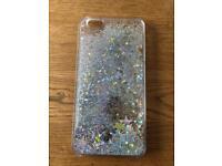 Skinny Dip glitter iPhone 6plus phone case