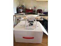 Phantom 3 professional drone 4K camera