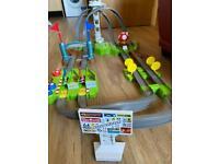 Hot wheels Mario circuit