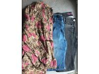 Bundle Of Ladies Clothes Size 14