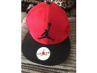 Nike air Jordan baseball cap