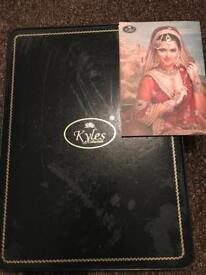 Kyles collection Swarovski diamonds Jewellery set