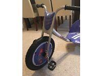 Razor rip rider 360 go cart bike