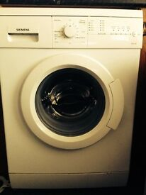 Siemens E14-16 Washing Machine in great condition