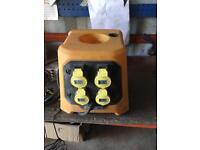 Electric Splitter Box