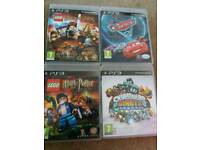 PS3 Games various