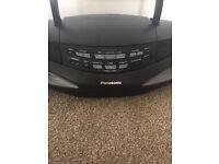 Panasonic boom box