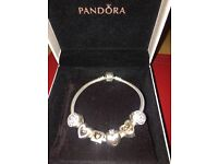 Pandora Bracelet (as new)