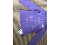 Bnwt 18-24 mothercare top and jeggings