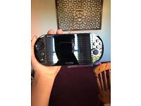 PS Vita Slim Bundle! 2 Games and a travel case!