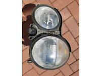 Mercedes E55 w210 face lift xenon headlight L/H near side headlight looks like brand new