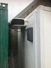 Carrier 150 refrigeration unit
