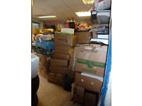 over 10000 books, new and used, job lot