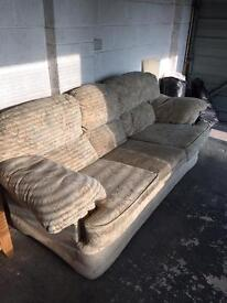 3 Seater Sofa - Free To Collect!!