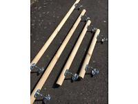 Four Piece Hand Rail
