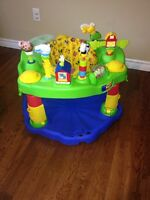 Exersaucer in perfect condition