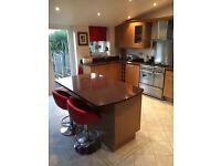 Complete Oak Kitchen