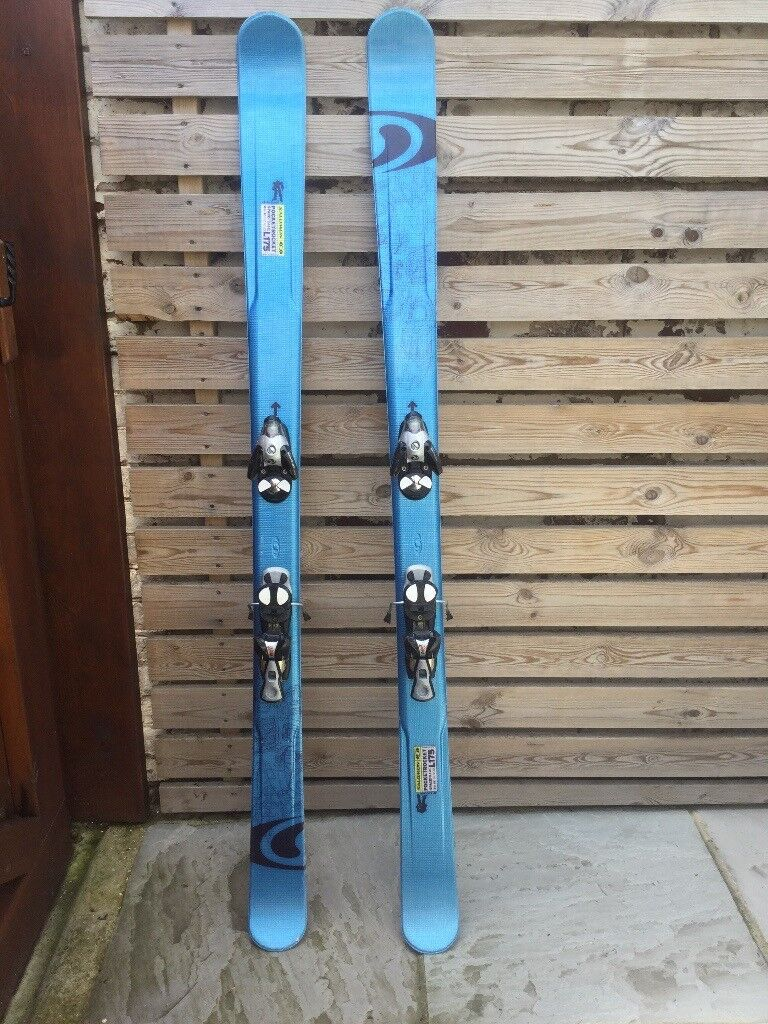 Salomon Pocket Rocket Spaceframe Ski S 175 Amp Scott Poles