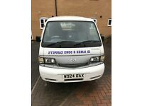 LWB Mazda E2200 for sale 80904 mileage perfect working order nice reliable van