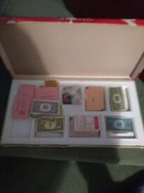 Monopoly game long box
