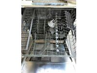 Used - Bosch integrated dishwasher (model - SGV46M43GB)