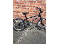 Black Dayton BMX Bike