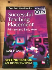 Successful Teaching Placement achieving QTS Primary & Early Years