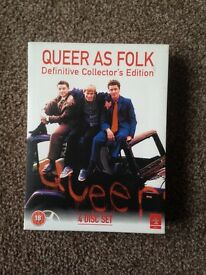 Queer as folk DVD 1&2
