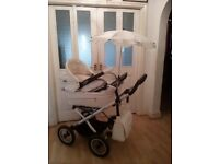Baby Style pram a complete travel system for baby.