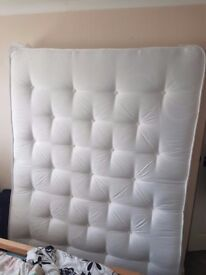 Beaumont K mattress for sale - King size 5ft Spring type - £200 (usually at £350) so @ bargin price