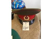 SOVIET ARMY OFFICERS CAP