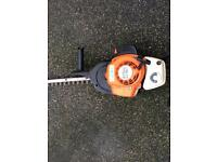 Stihl hs86t hedge trimmer & Stihl fs90 grass strimmer