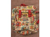 Cath kidston stop thief backpack