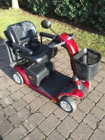 Mobility Scooter Pride Colt Nine in excellent condition
