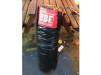 Free punch bag - Kearsley