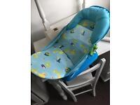 Excellent condition baby bath seat