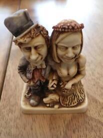 Peter calvesbert- The big Day figurine