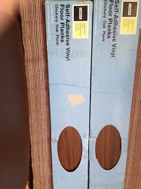 2 Packs Vinyl Plank Flooring