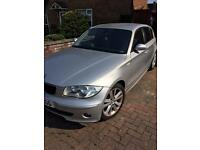 BMW 1 Series 116i Sport SPARES OR REPAIRS