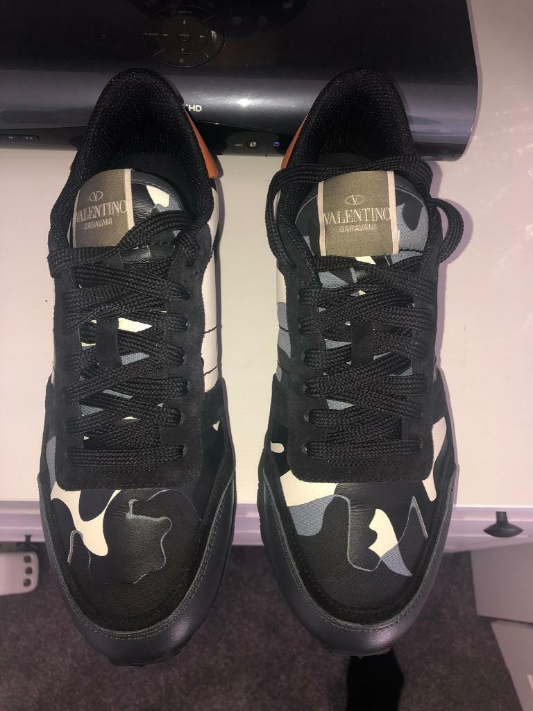 c34af3d39 Men's Valentino trainers size 41 UK 7-8 | in Blackley, Manchester | Gumtree