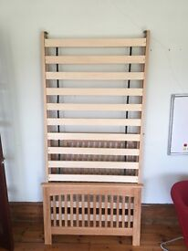 Single bed and brand new Mattresses! - Partially assembled - brand new