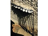 Taylor Made RAC coin forged Irons 3-sw