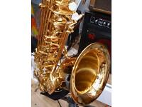 Gorgeous ProOne Tenor Saxaphone, Amazing tone !, All levels of player, reluctunt sale, hard case