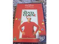 Santa clause DVD