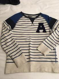 Boys Sweatshirt age 9-10