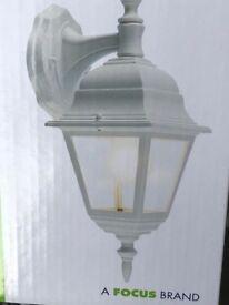 Traditional outside wall lantern NEW