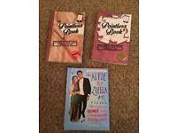 3X BOOKS POINTLESS ALFIE DEYES ZOELLA