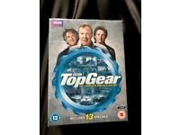 TOP GEAR THE COMPLETE SPECIALS BOX SET (NEVER BEEN OPENED STILL IN WRAPPER)